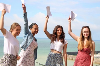 Gallery - GCSE and A Level Results 2021