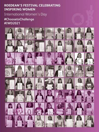 Gallery - Roedean's Festival Celebrating Women 2021