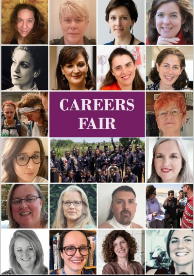 Gallery - Roedean's Virtual Careers Fair 2021