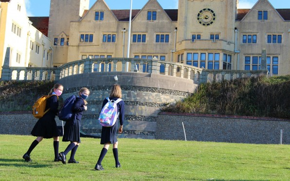 Roedean is back!