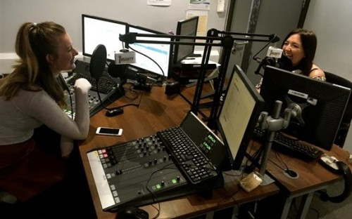 story image for Saffron's 24-hour Radio Show for Charity