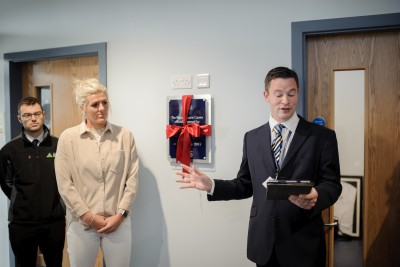 Gallery - Sports Centre Opening