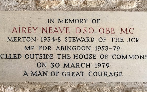 story image for Airey Neave, DSO, OBE, MC