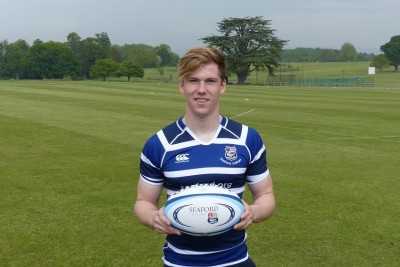 Gallery - Dream England Rugby 7s Contract for Seaford Colleges Fergus Guiry