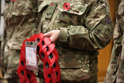 Gallery - Old Seafordians return for Remembrance Day