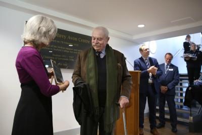 Gallery - Opening Humphrey Avon Centre