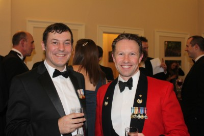 Gallery - Seaford College CCF stages Regimental Dinner
