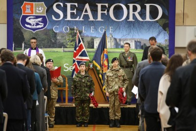 Gallery - Seaford College Remembrance Day Service and Parade - 2015