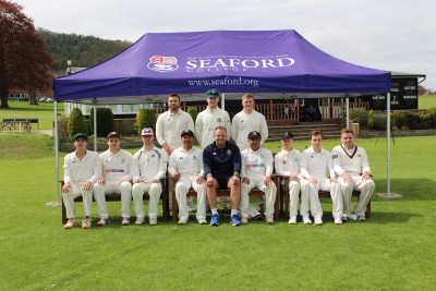 Image - Seaford's Annual 1st XI v Old Seafordians Cricket Match A glorious afternoon of cricket at Lavington Park