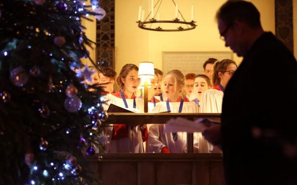 Christmas at Seaford