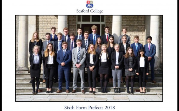 Seaford's Prefects 2018