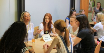Gallery - Old Girls' Coffee Morning July 2018
