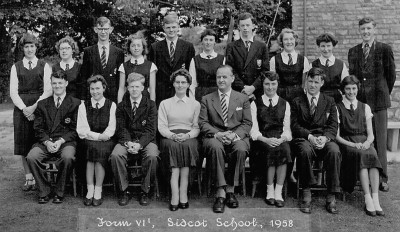 Gallery - SIDCOT IN THE 1950's