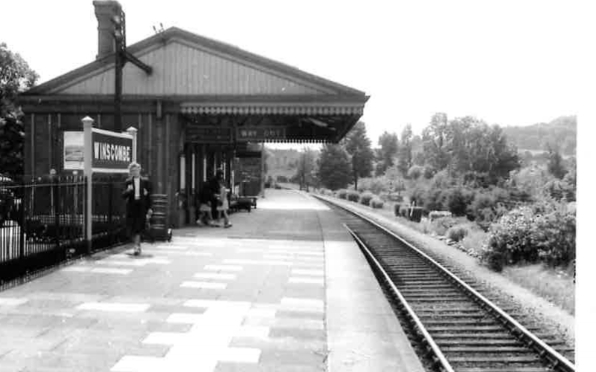 Winscombe Station