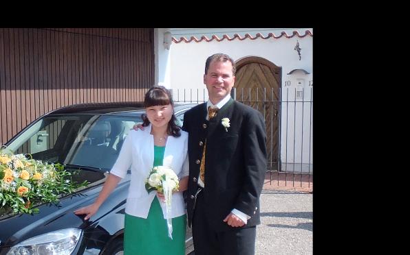 Me & Kyrgyz wife