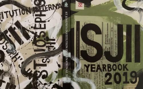 2019 SJII HS Yearbook