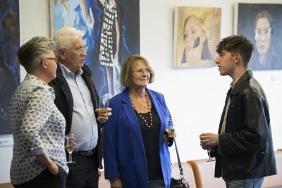 Gallery - Art & Photography Exhibition & Alumni Reception 20 June 2019