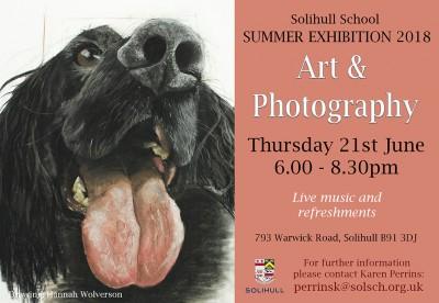 Gallery - Art & Photography Exhibition & Alumni Reception 21 June 2018