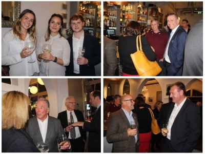 Gallery - Birmingham Business Drinks 4 October 2018