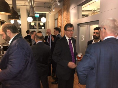 Gallery - Birmingham Business Drinks 7 March 2019