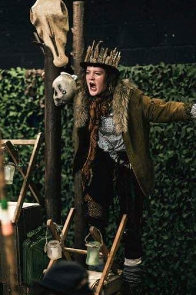 Gallery - Emma Hadley (Pole 2007 - 2018) took the lead role in 'Macbeth'
