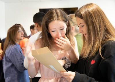 Gallery - GCSE Results Summer 2019