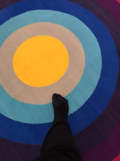 Gallery - Ikon Gallery Private View Artist Polly Apfelbaum 18 October 2018