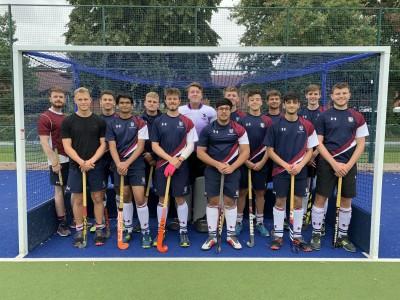 Gallery - Old Silhillians v Old Warwickians Hockey September 2019