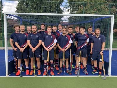 Gallery - Old Silhillians vs Old Warwickians Hockey