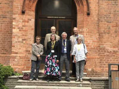 Gallery - Old Sils Return for a Tour and School Lunch