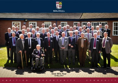 Gallery - Over 60's Tour 10 May 2017