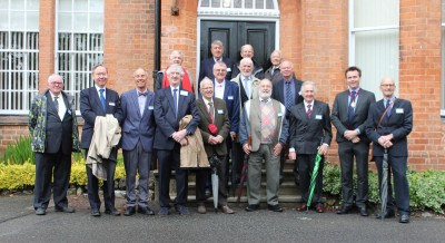 Gallery - Over 60s Tour of the School 9 May 2019
