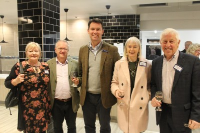 Gallery - Parents of Former Students Drinks Reception March 2020