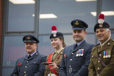 Gallery - Remembrance Day 9 November 2018