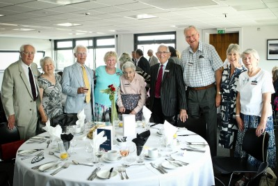 Gallery - Retired Staff Lunch & Tour 5 July 2017