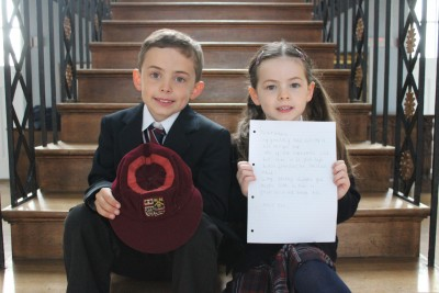 Gallery - Solihull School Cap Rings a Bell with Prep Pupils