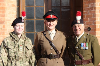 Gallery - Solihull School Remembrance 2019