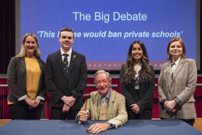 Gallery - The Big Debate 24 June 2019