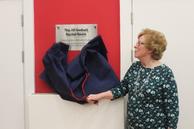 Gallery - The Opening of the Jill Godsall Recital Room January 2020