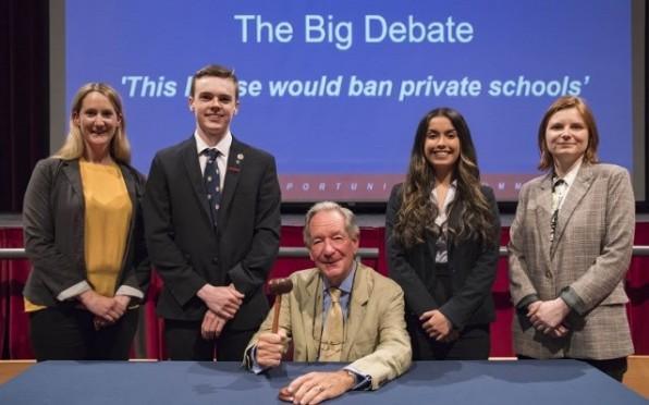 The Big Debate