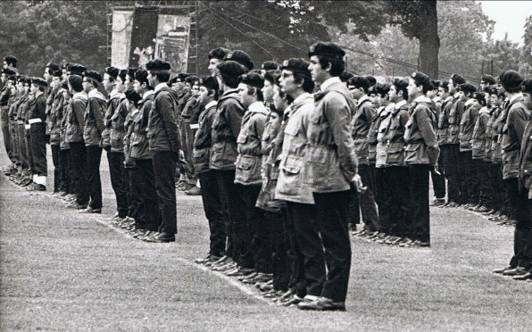 CCF Inspection 1970s