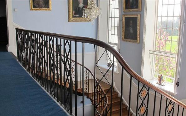 Malvern Hall Stairwell