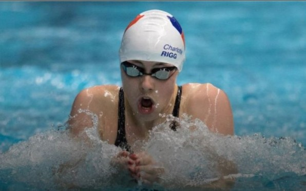 Charlotte Rigg has eyes on Commonwealth Games