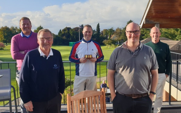 Old Silhillians Golf Society Members