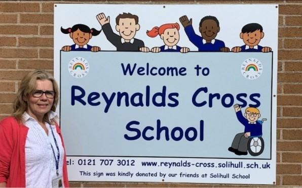 In aid of Reynalds Cross School in Memory of Oscar