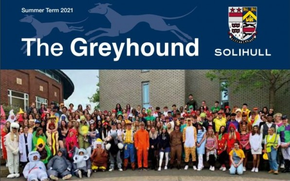 Latest Edition of The Greyhound