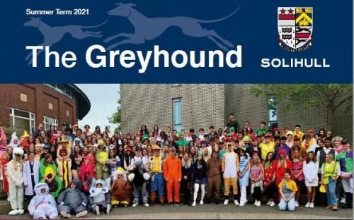 The Greyhound Summer Term 2021