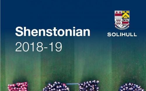 Shenstonian 2019