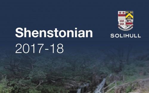 Shenstonian 2017 - 18