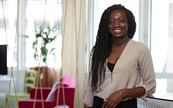 Alumna Lara Bernard